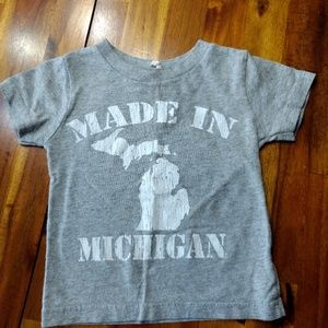 Other - Rabbit Skins Baby 'Made In Michigan' T-shirt
